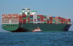 Service Provider of Sea Freight New Delhi Delhi