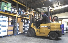 Service Provider of Warehousing New Delhi Delhi